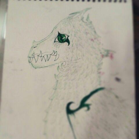 Dragon.... - by Zeba Hassan