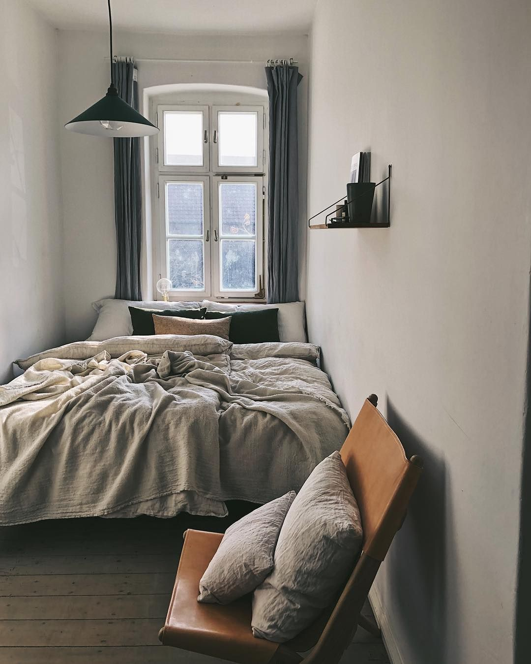 bedroom inspiration bedlinen vintage interior Kleine