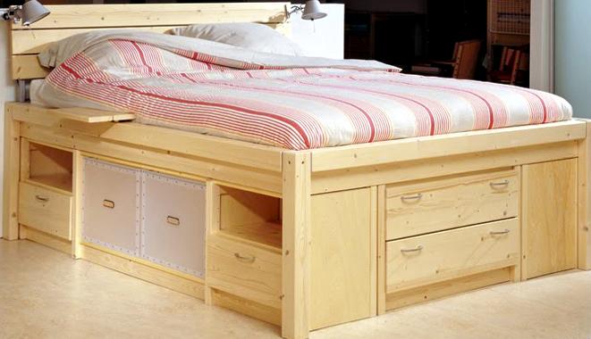 Muebles de madera ecológicos y modulares   Muebles de madera ...