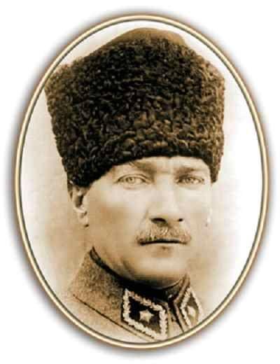 Çerçeveli Atatürk Portresi – Resmi - Posteri - II