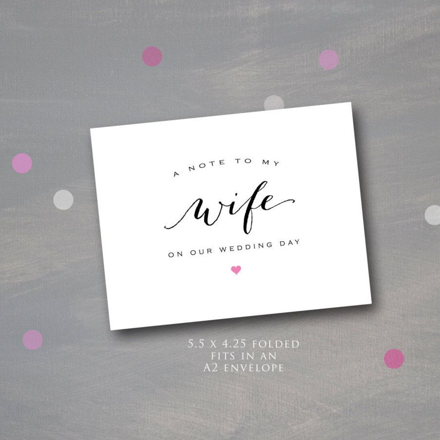 37++ Letter to my wife on our wedding day ideas