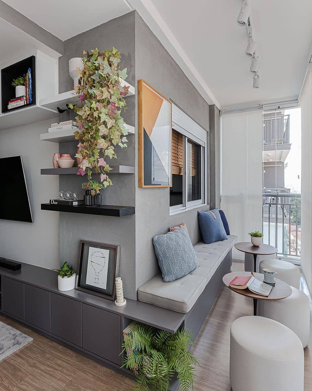 Home Staging Trends: 40 Cozy Balcony Ideas And Decor Inspiration 2019