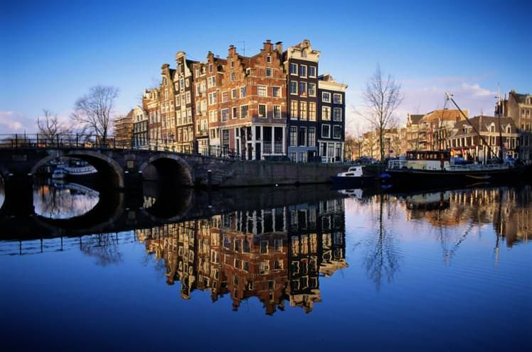 Amsterdam Image by Frans Lemmens/Photostock Getty