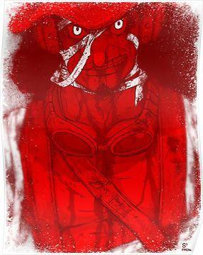 Sniper King Poster