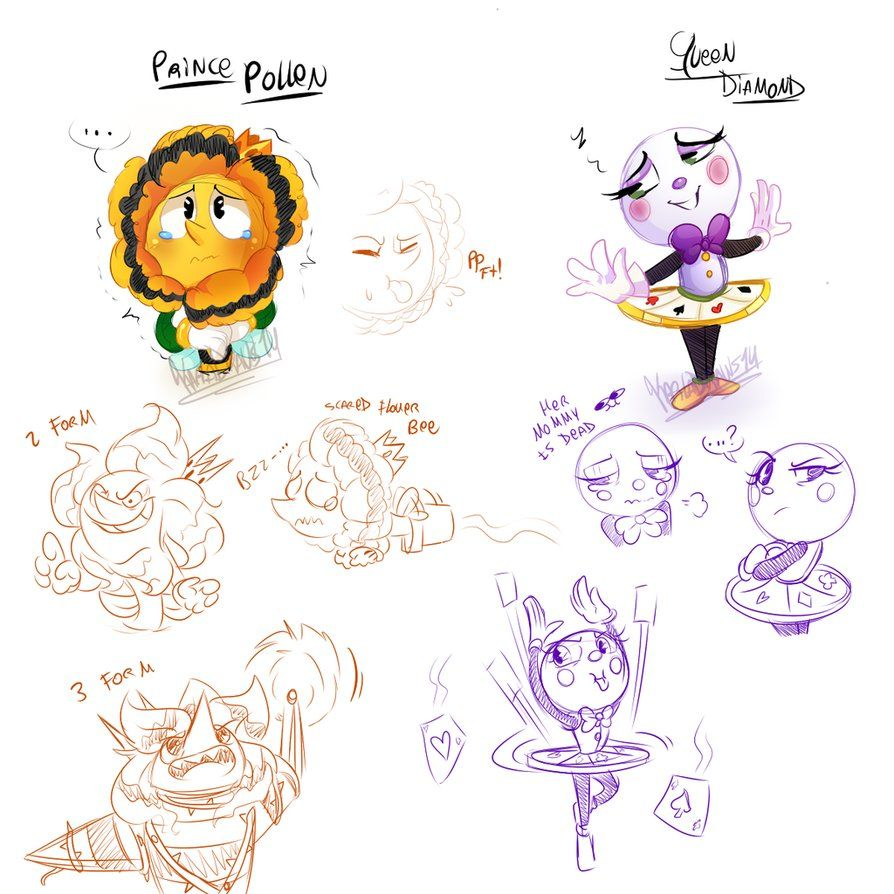 another fanchilds   doodles 2 by karladraws14