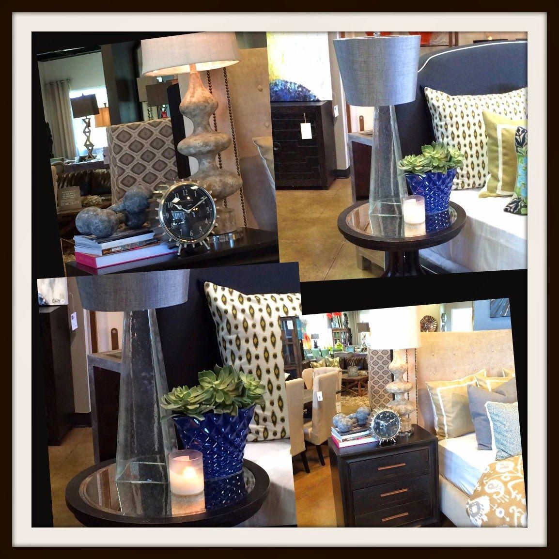 How to Decorate a Nightstand | Hello Metro Blog - I.O. Metro #interiordesign #myio #nightstand #decoratingnightstand