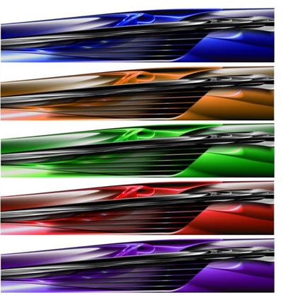 RACE CAR GRAPHICS Vinyl Decal SCCA Club Racing Graphic ของดนา - Best automobile graphics and patterns