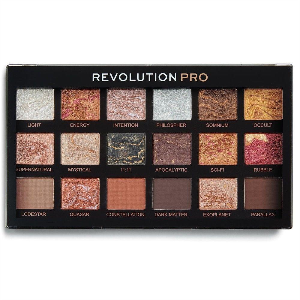 Makeup Revolution Eyeshadow Pro Regeneration Palette