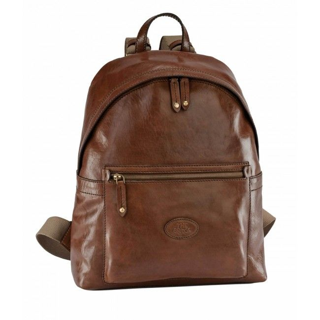 eccc3069af91 Zaino The Bridge Sfoderata Luxe 31 cm 06408101 - Scalia Group  zaini   backpacks