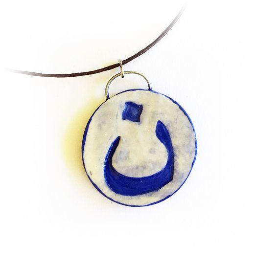 Nasrani Arabic Christian Symbol Necklace By Gospelhymns On Etsy
