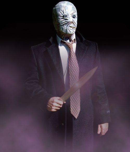 Dr. Philip K. Decker in Nightbreed | Weird & Freaky, Dark ...