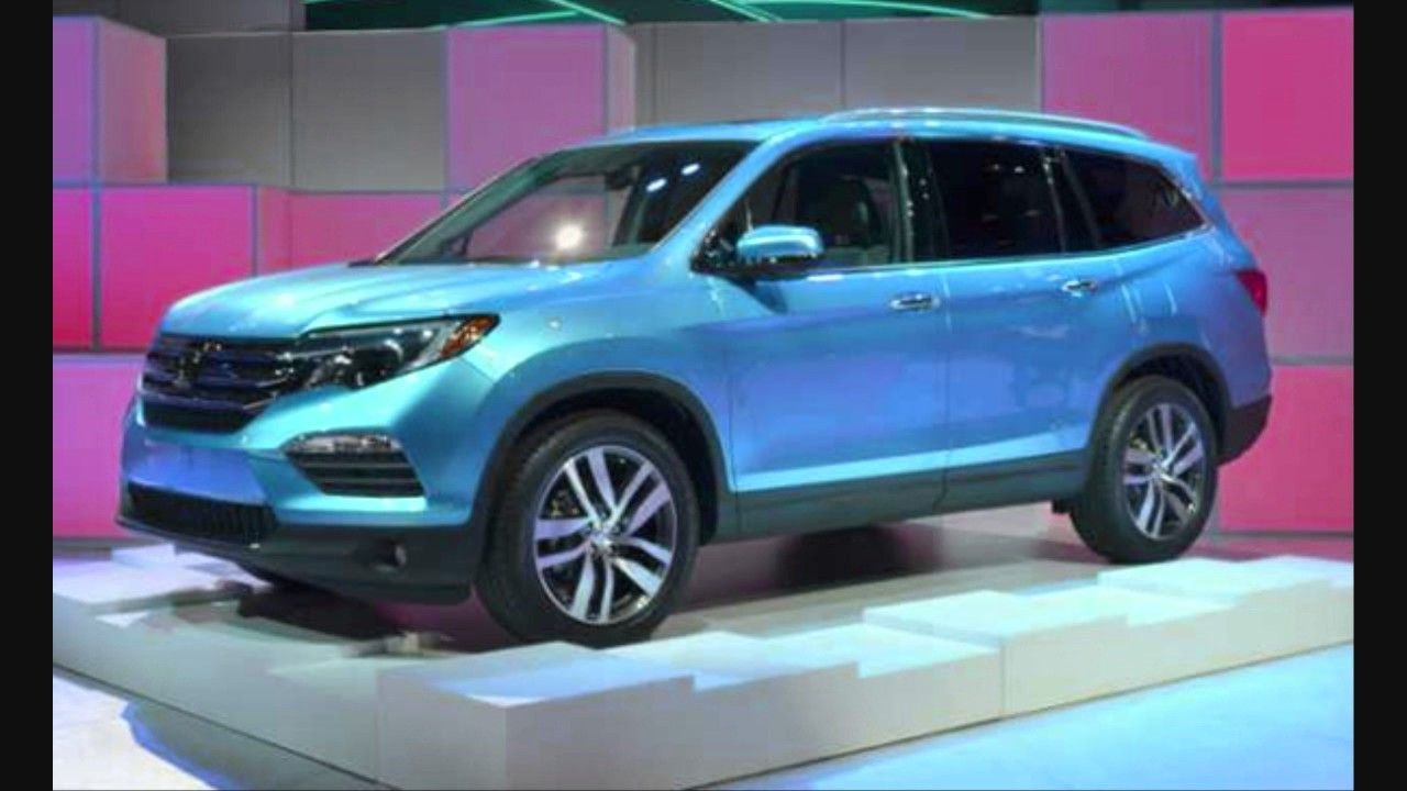 2018 Honda Pilot Colors Release Date Redesign Price Has Attained Fairly