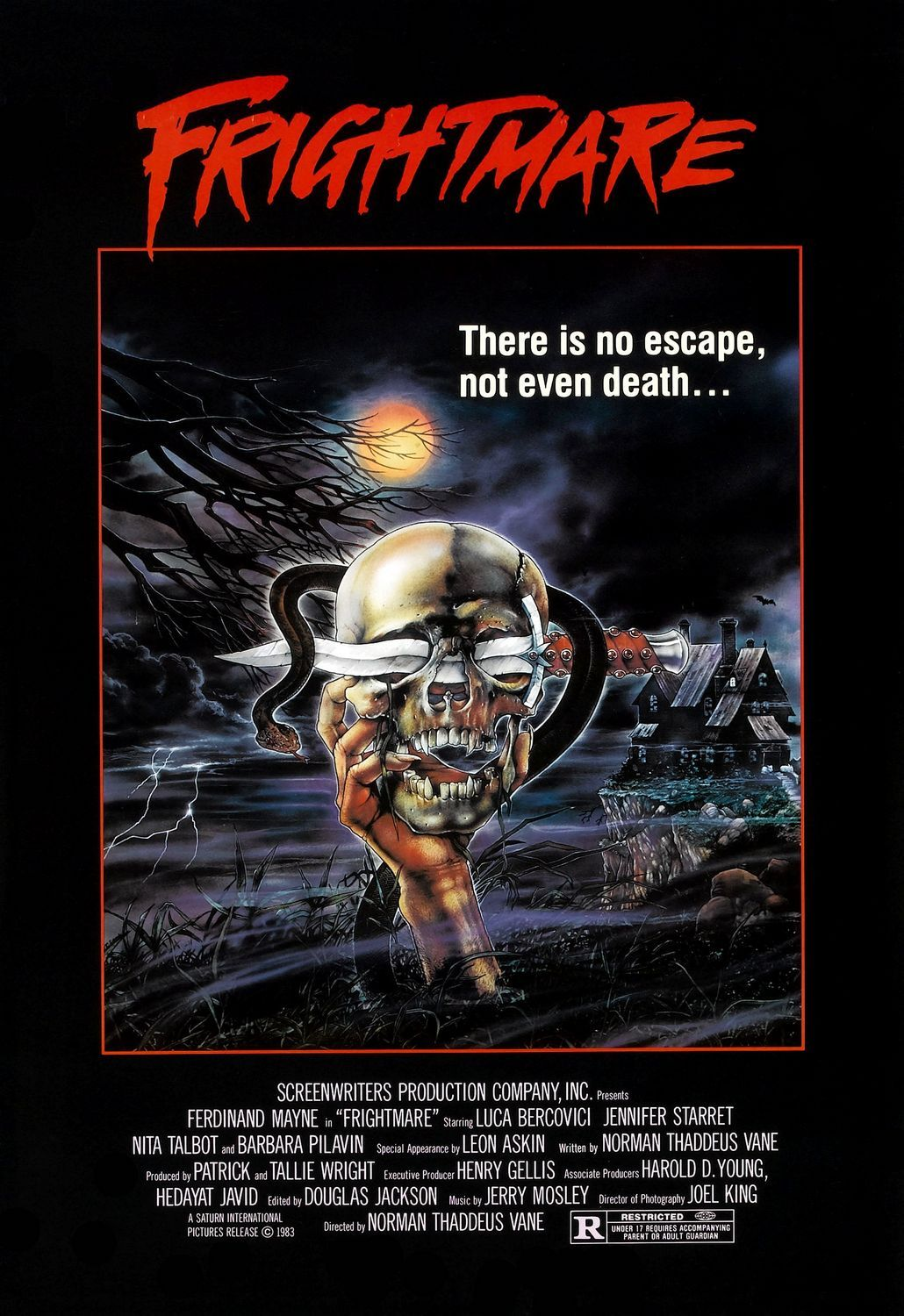 1980s horror movie posters google search