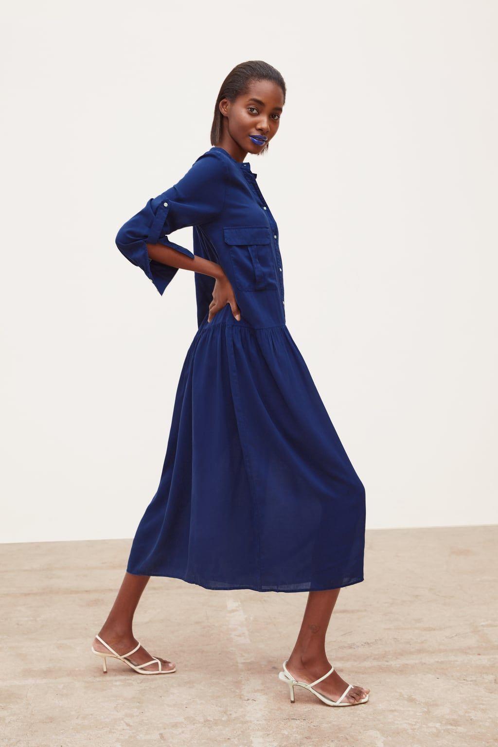 Super Lange oversized jurk (met afbeeldingen) | Jurken, Lange jurken VY-56