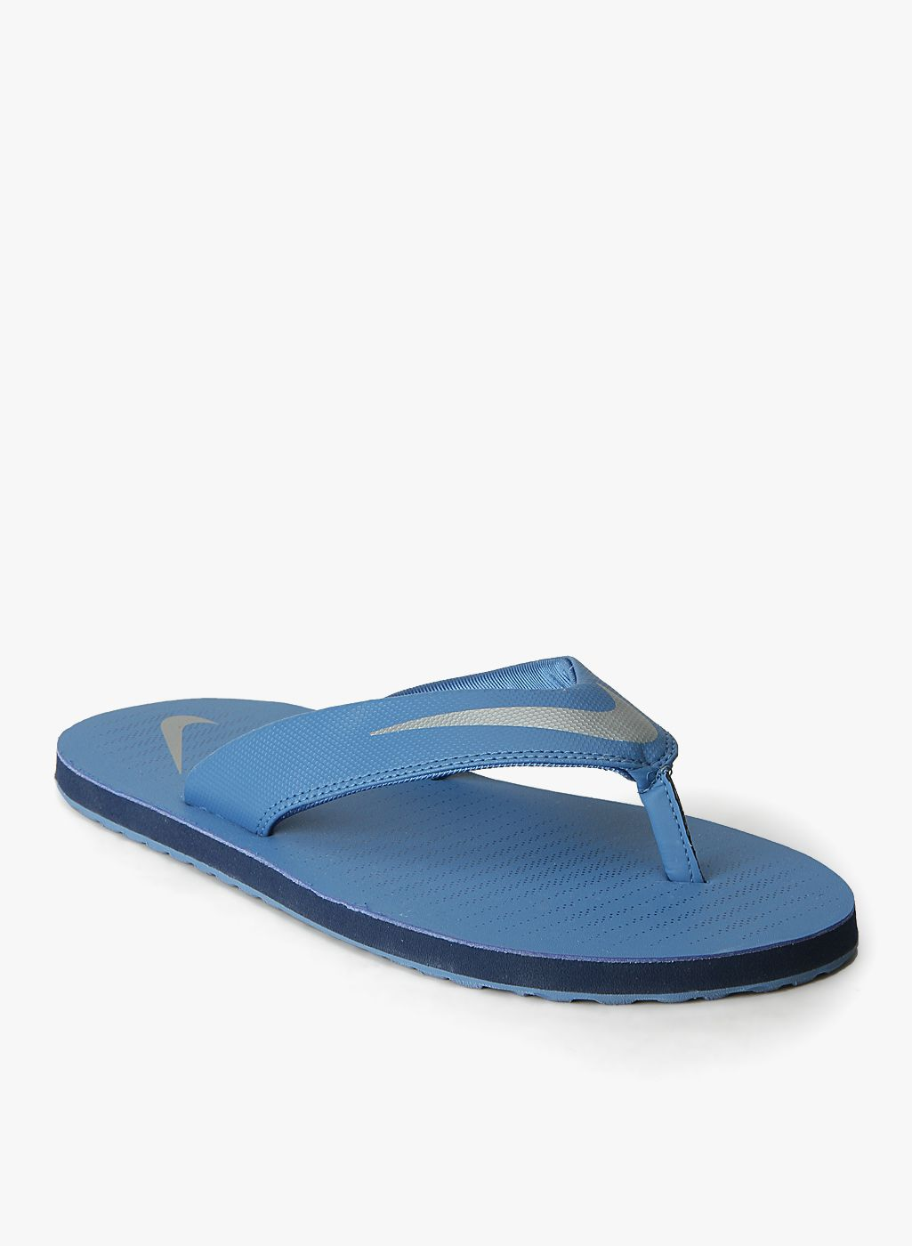 7edbd5922bb2 Buy Nike Chroma Thong 5 Blue Flip Flops for Men Online India