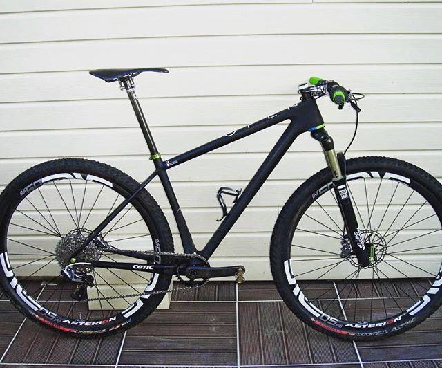 Weapon Xc Bike Une Arme De Xc Opencycle Envecomposites