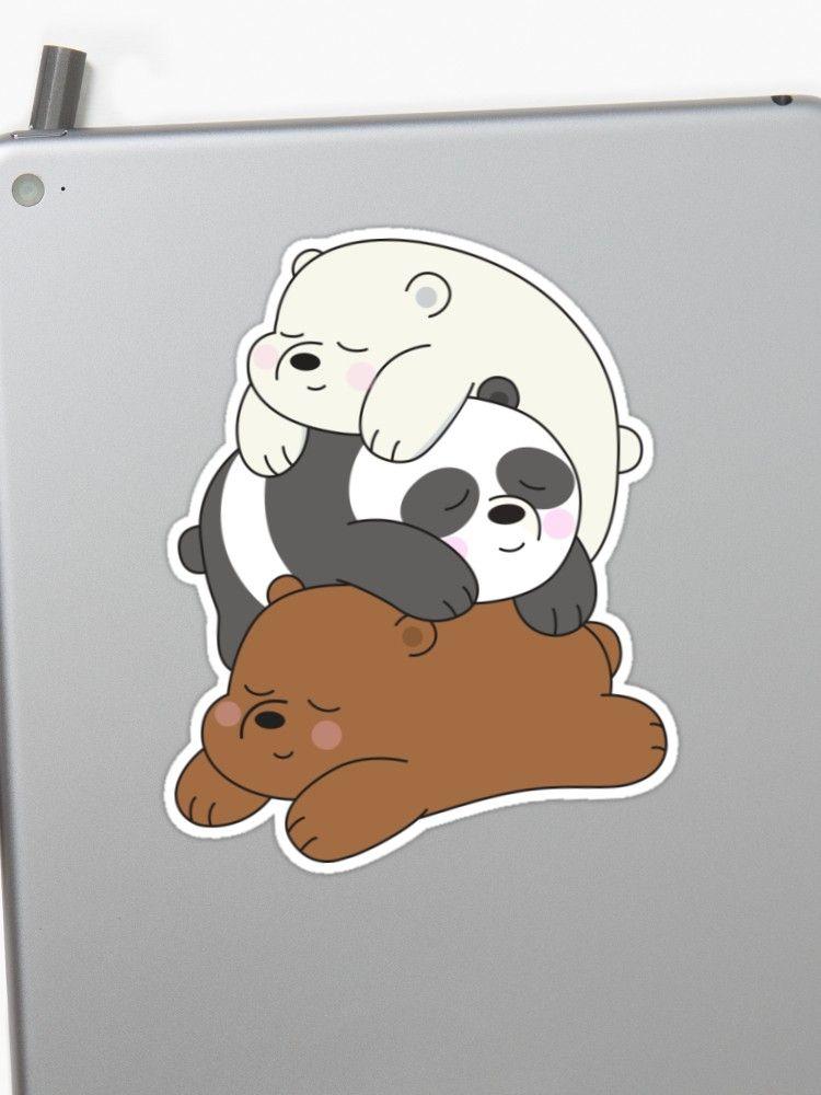 Pin By Heba On Bear Wallpaper In 2021 Bare Bears Cute Panda Wallpaper We Bare Bears