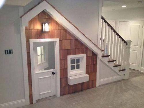 Cabane Sous L Escalier Maison Amenagement Maison Relooking De