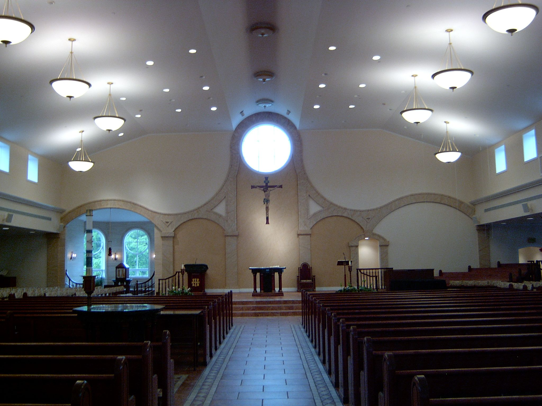 New york nassau county rockville centre - Churches Painting Diocese Rockville Centre Ny New Construction Interior Exterior Custom Wood Staining Commack Suffolk County