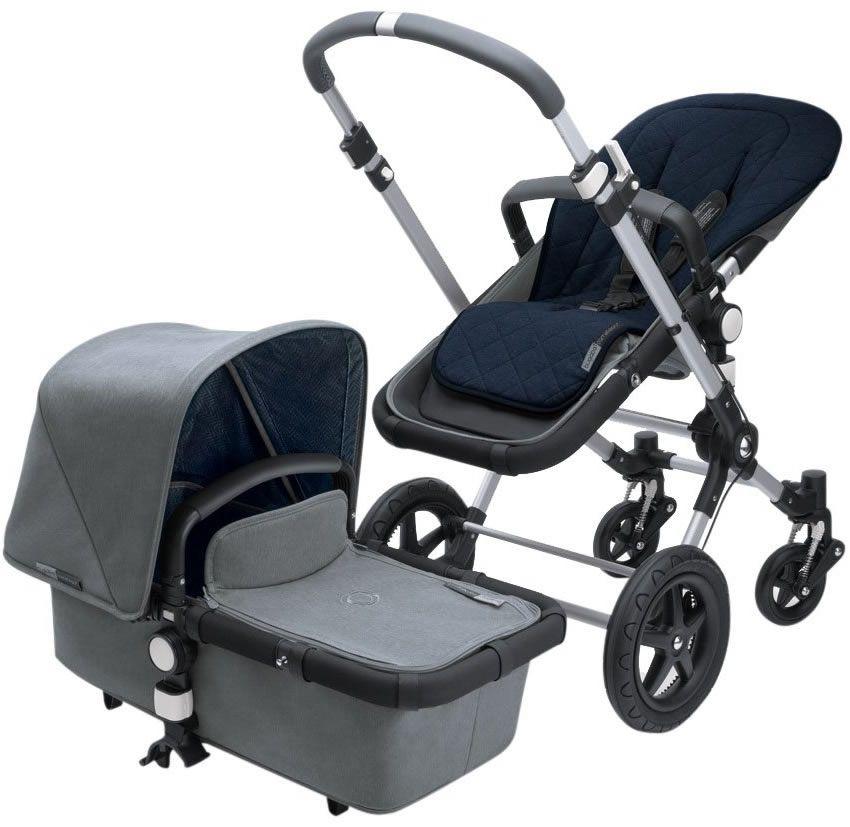 Goede Bugaboo Cameleon 3rd Avenue Special Edition Stroller HH-12