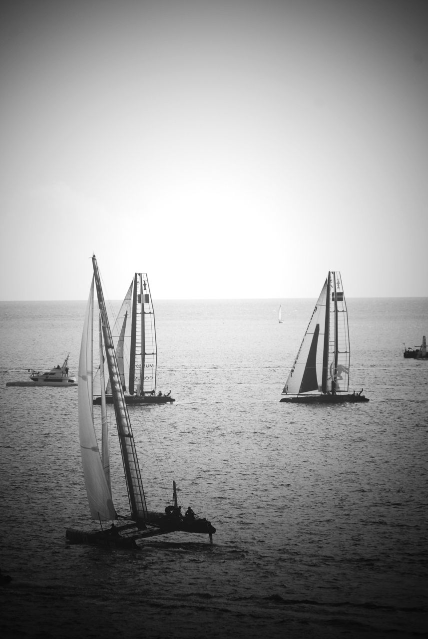 Americas' Cup Qualifiers