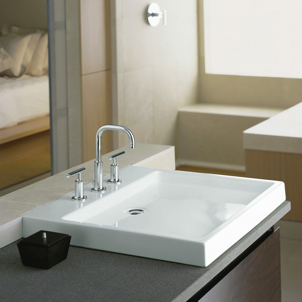 Bathroom Kohler Bathroom Sinks Large Sink Large Bathroom Sink