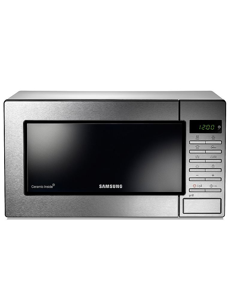 Samsung GE87MC/XEE. Rostfri mikrovågsugn från Samsung med ...