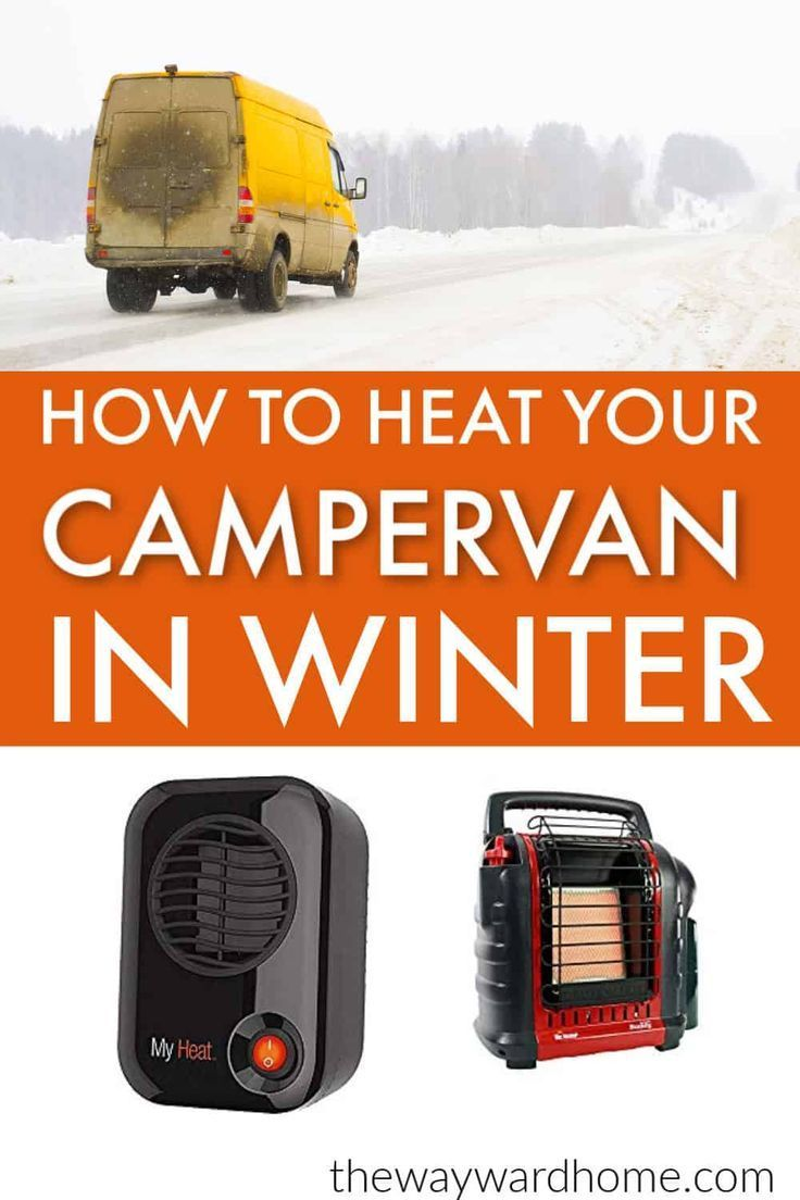 Heating A Van In Winter The Best Campervan Heating Options Best