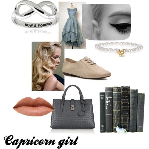 Capricorn girl - personal interests