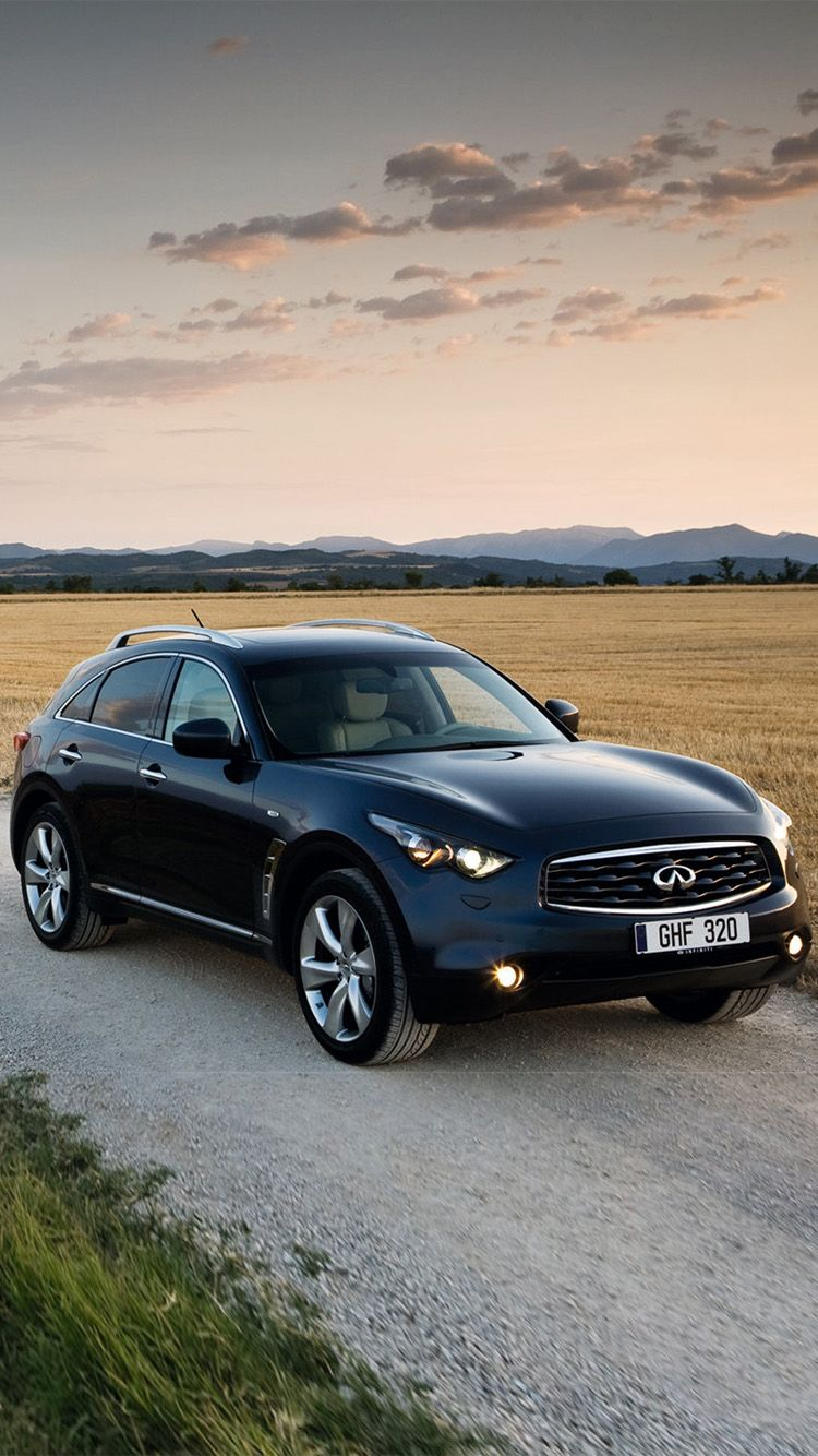 Infiniti FX37 IPhone 6 Plus Wallpaper
