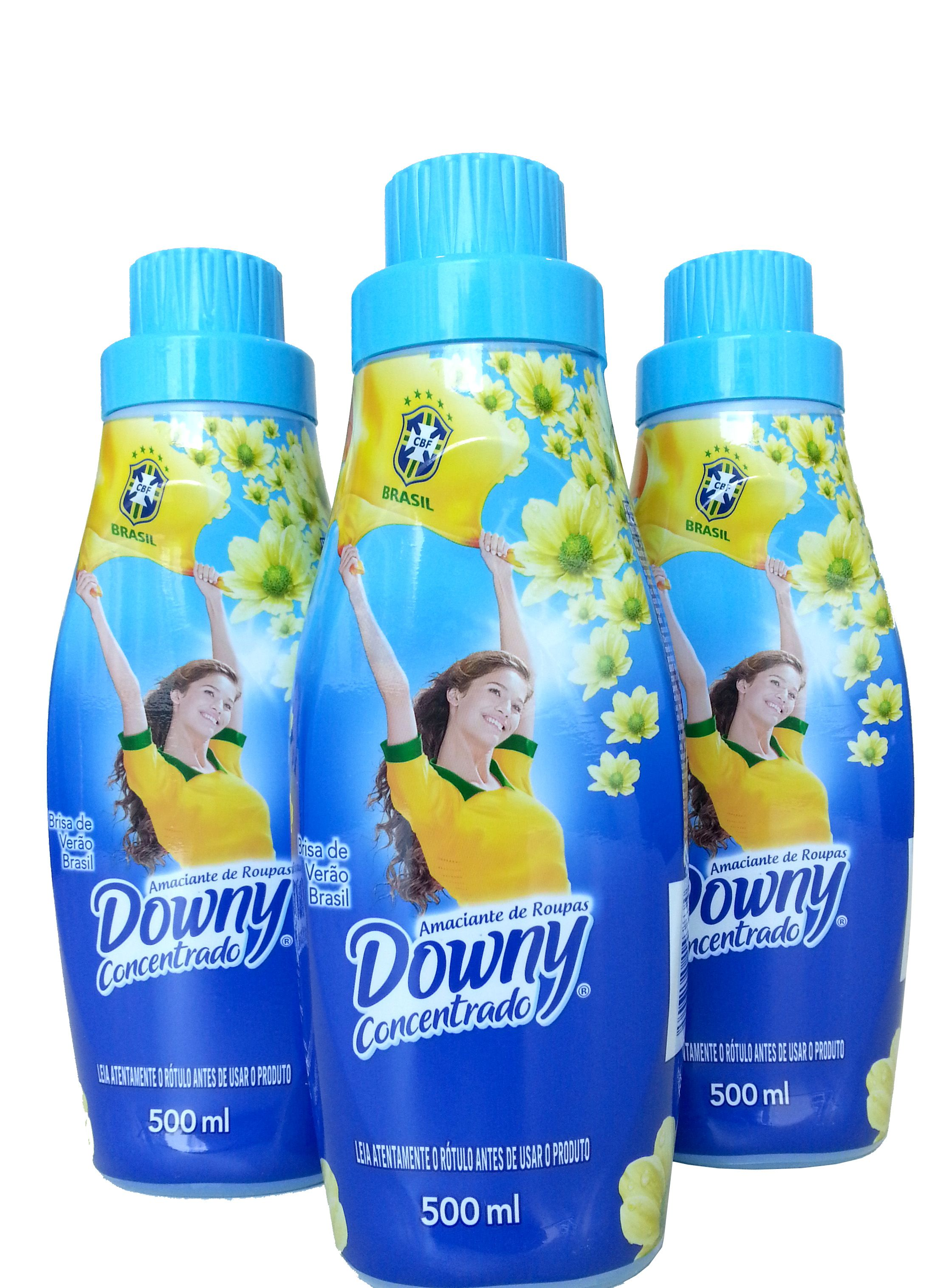 Downy Brazil - World Cup Special Edition  Designed by TM
