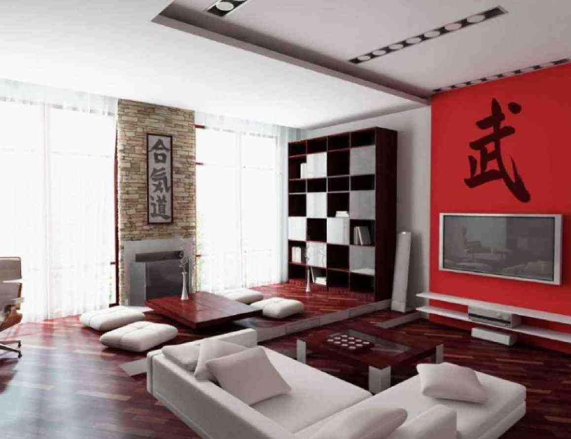 Modern Asian Decor With Images Asian Living Rooms