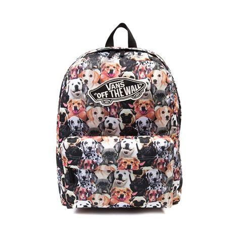 f52fc5eea319 Shop for Vans x ASPCA Realm Dogs Backpack in Multi at Journeys Shoes. Shop  today for the hottest brands in mens shoes and womens shoes at Journeys.com.