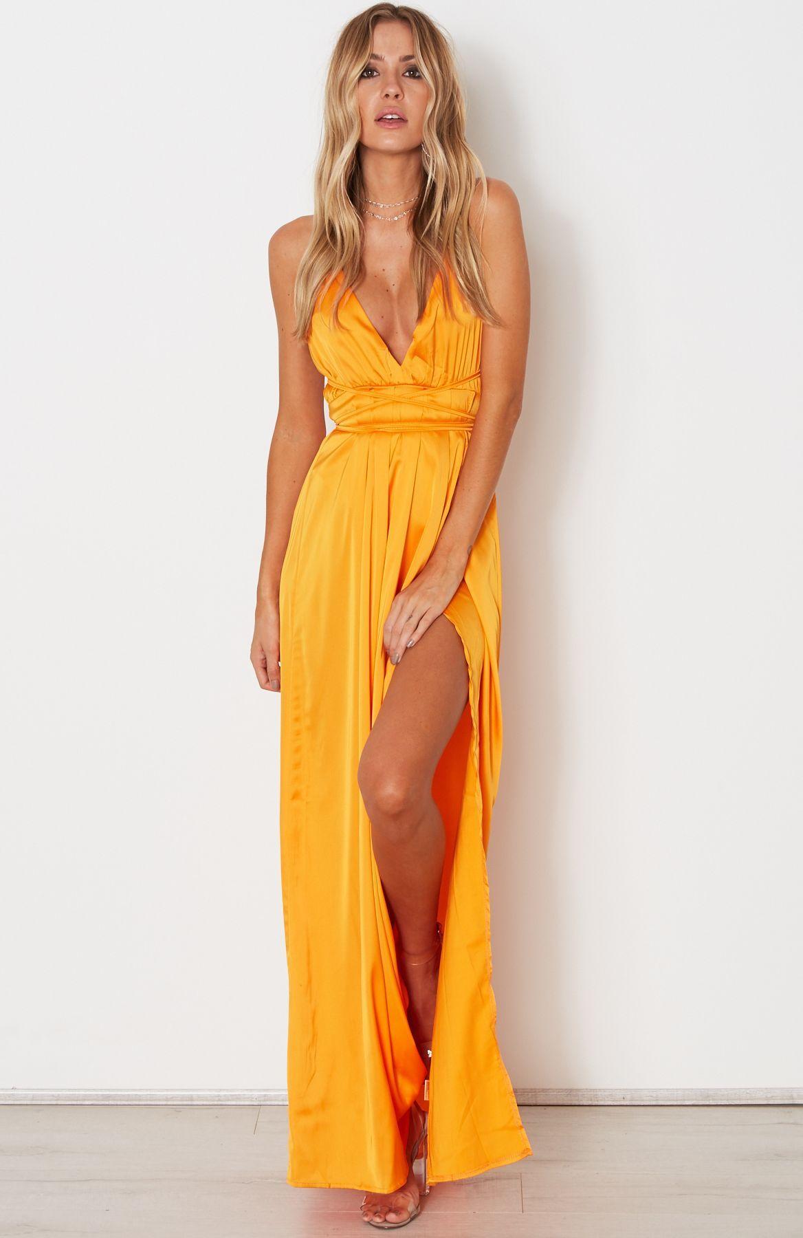 Mango kleid lang gelb - Stylische Kleider für jeden tag