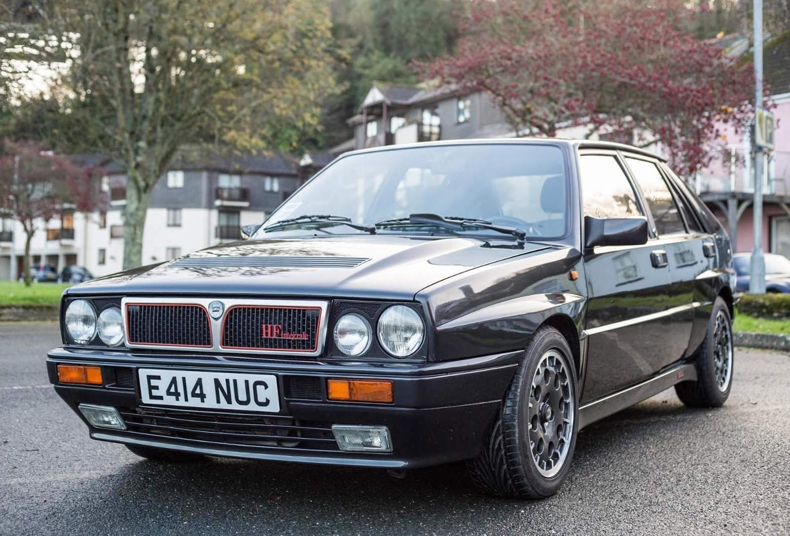 1988 Lancia Delta Integrale In the late 1980s, the Lancia rally team ...