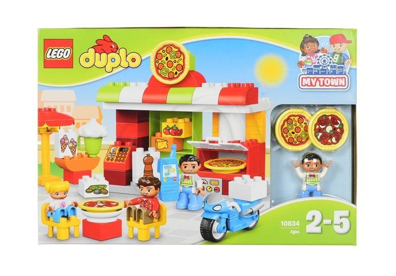 Lego Duplo 10834 Pizzeria E Commerce Lego Duplo Town Lego Duplo