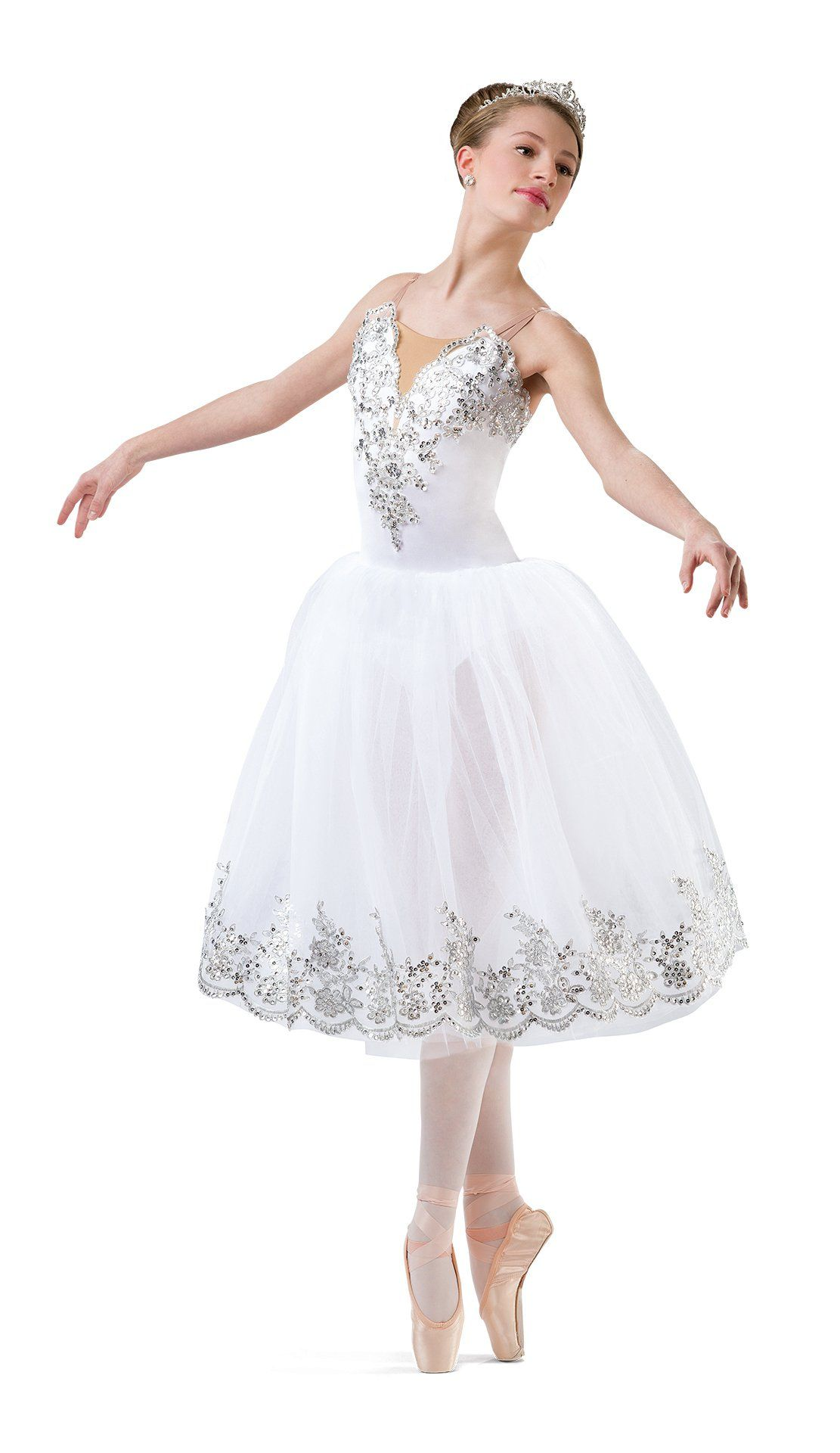 74851d6b01 Snowflakes - Costume Gallery | Mademoiselle Ballet Costume | Ballet ...