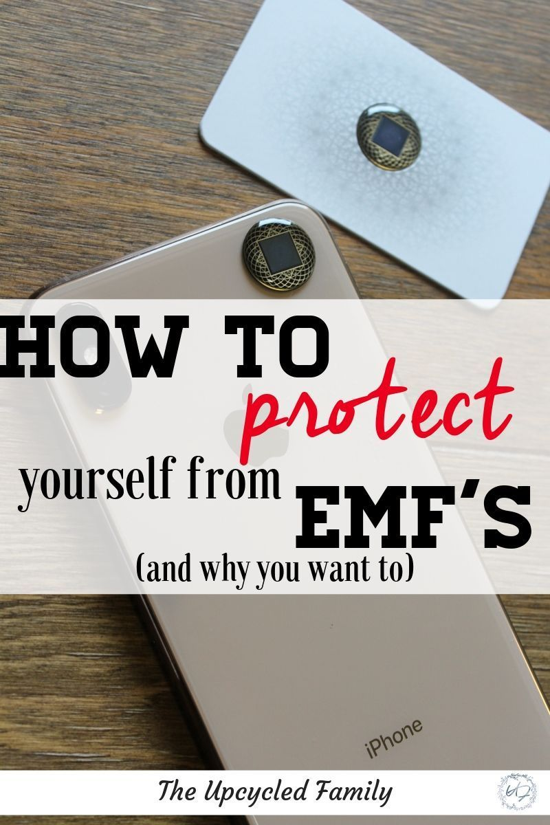 How can you protect yourself from emf exposure in 2020