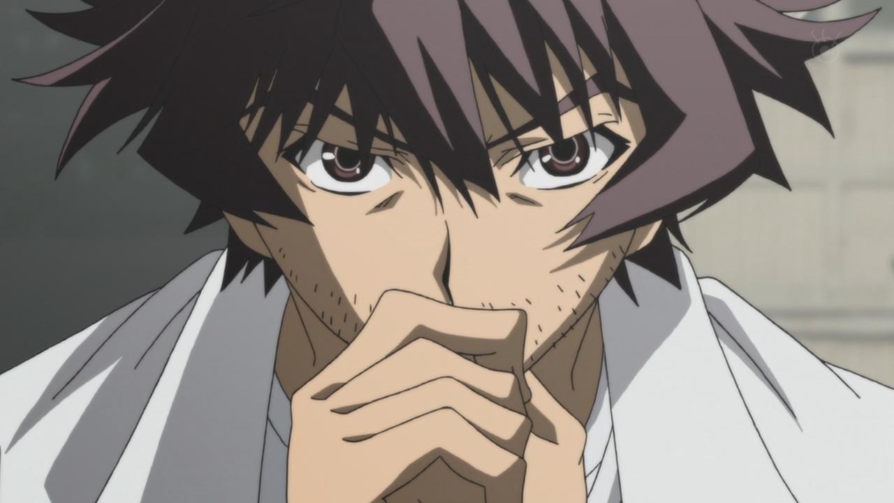 Shiki Toshio Shiki, Anime, Me me me anime