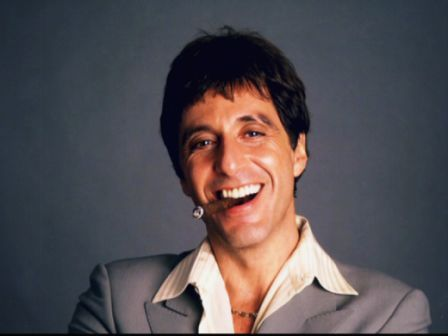 Worldwide famous tony montana cool people pinterest famous people movie stars and hot guys - Al pacino scarface pics ...
