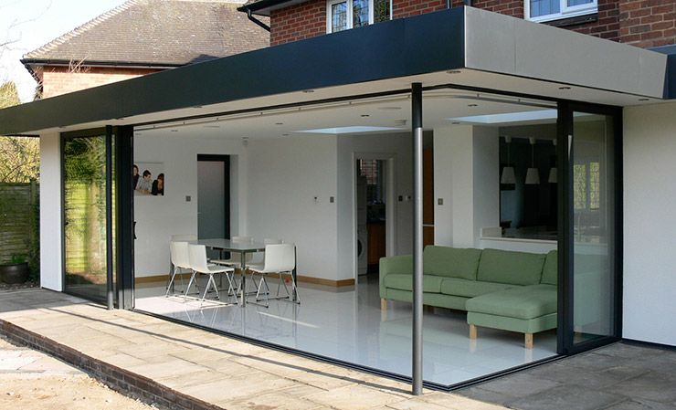 sliding corner doors - Google Search