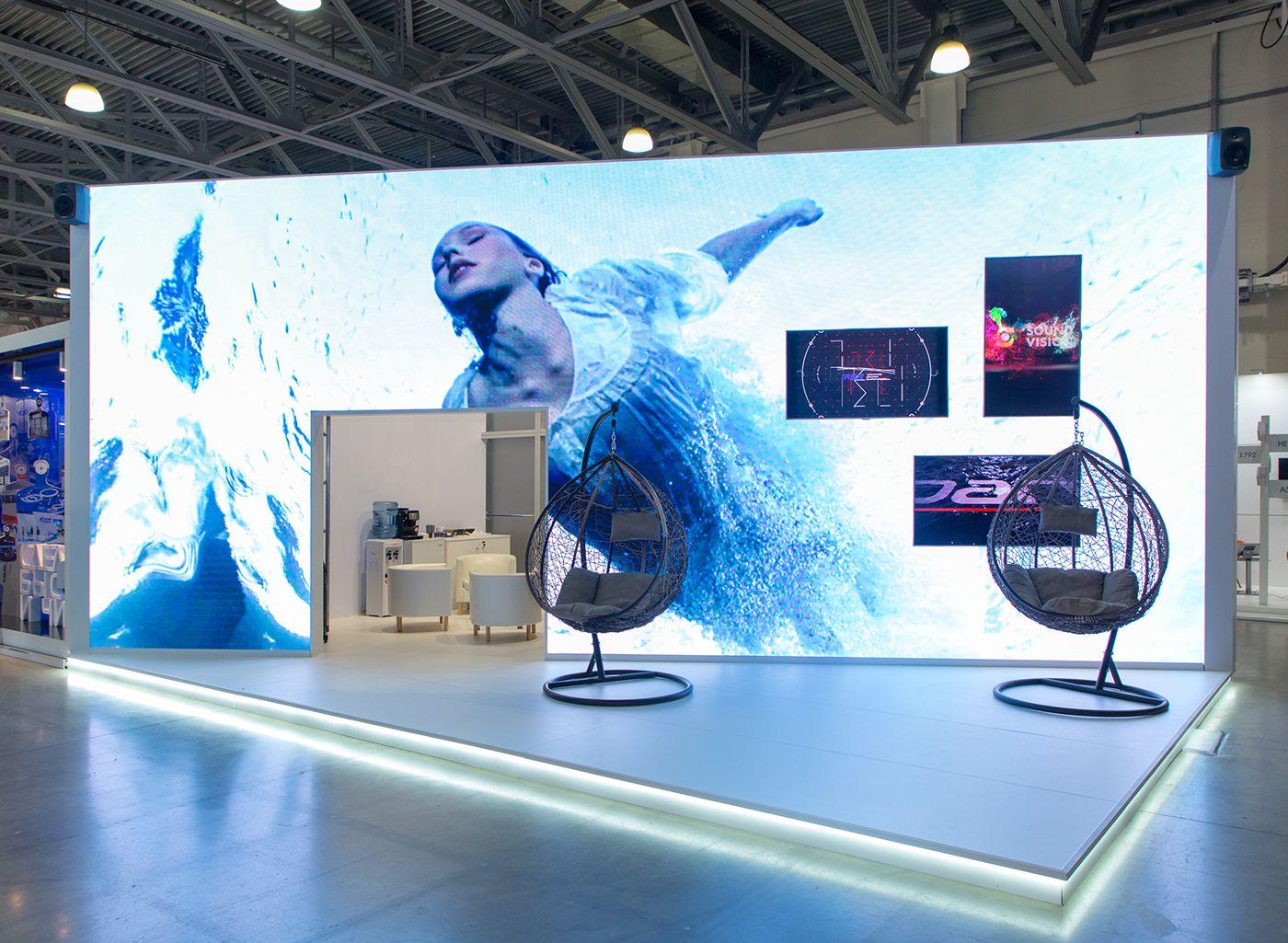 Exhibition Stand Design Presentation : Épinglé par richard c sur kiosque tissu booth design