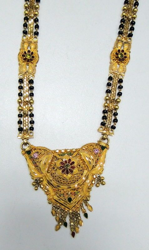 22 K Solid Goldlsutra Necklace Chain Price Us 5400 99 Buy It Now