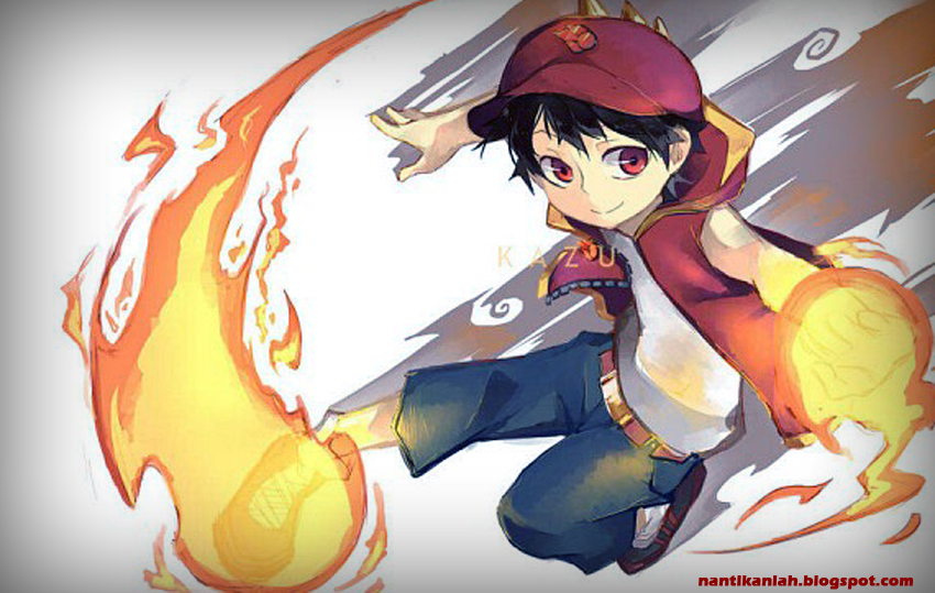 Gambar Keren Boboiboy Terbaru 2015 Wallpaper Anime