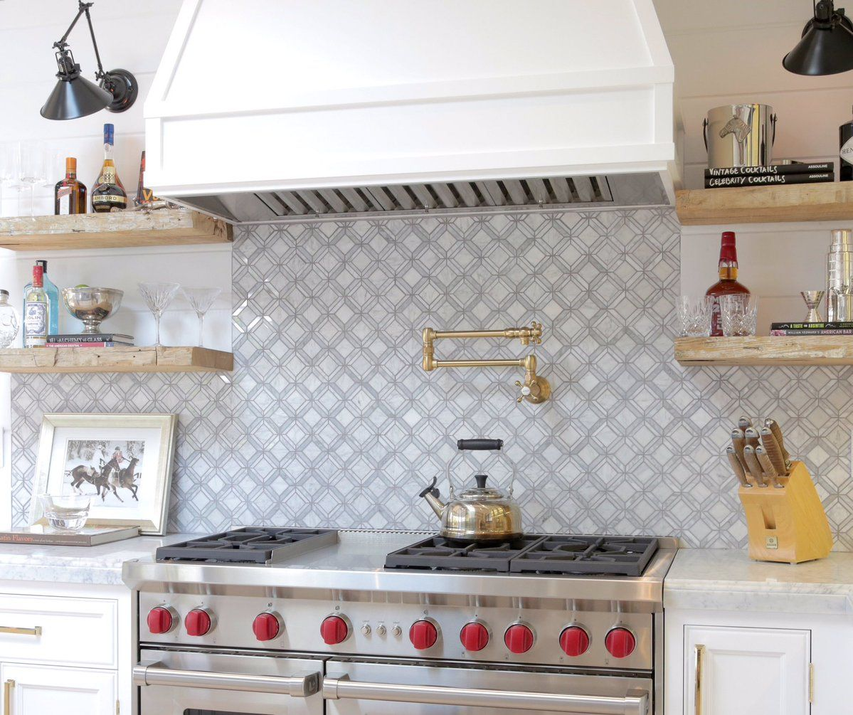 Jeff Lewis Kitchen: Jeff Lewis Tile From Home Depot