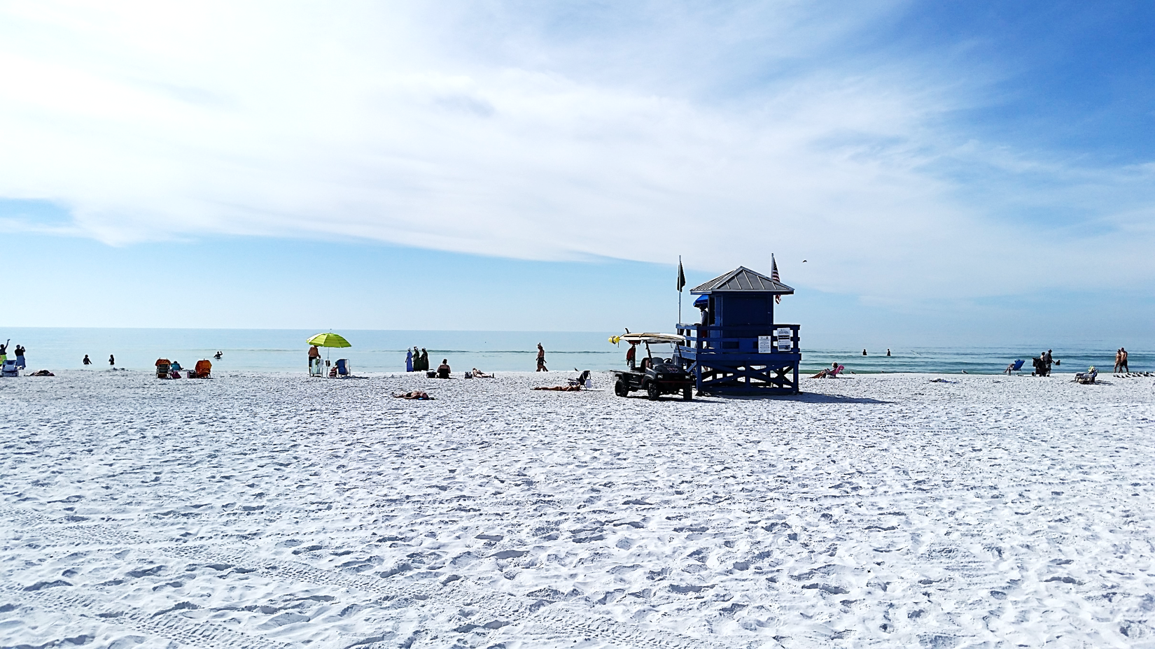 There S Nothing Like Relaxing In The Best Sand In The World On Siesta Key Beach Siesta Key Beach Most Beautiful Beaches Siesta Key Village