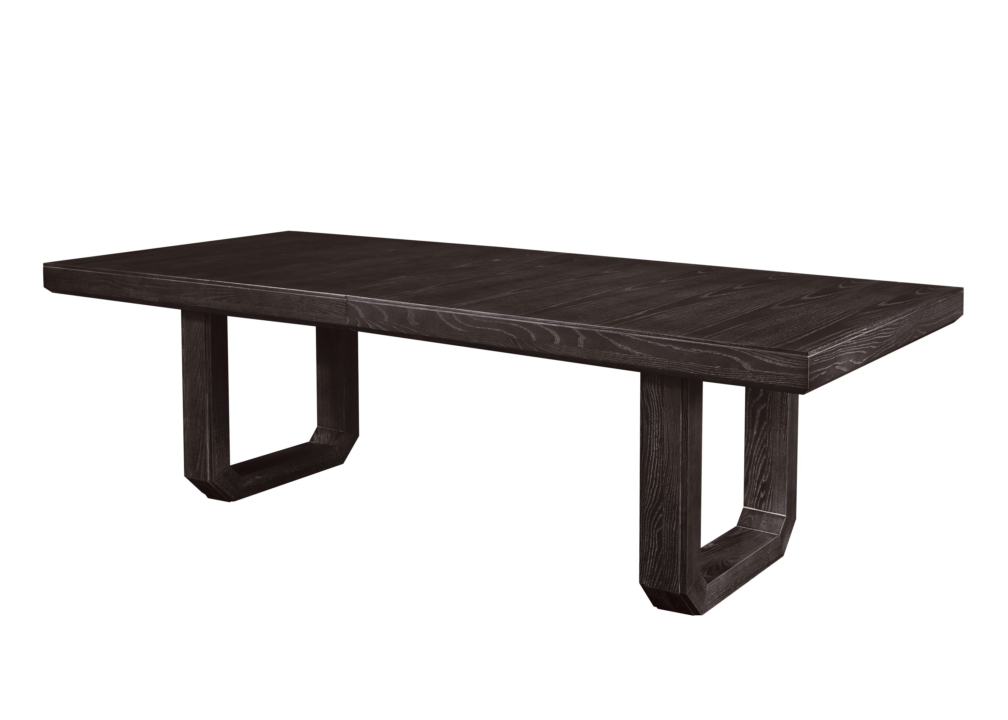 The Hable for HIckory Chair 854070 Oliver Dining Table in