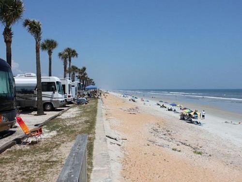 Beverly Beach Camptown Rv Resort Flagler Fl