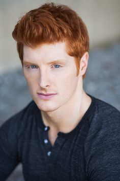 Calvin Victor Maguire Red Hair Men Ginger Men Haircuts For Men