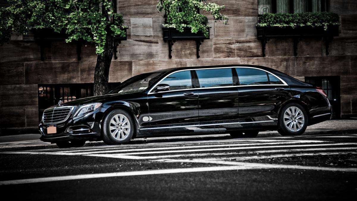 2015 MercedesBenz Pullman Cars Mercedes benz, Maybach